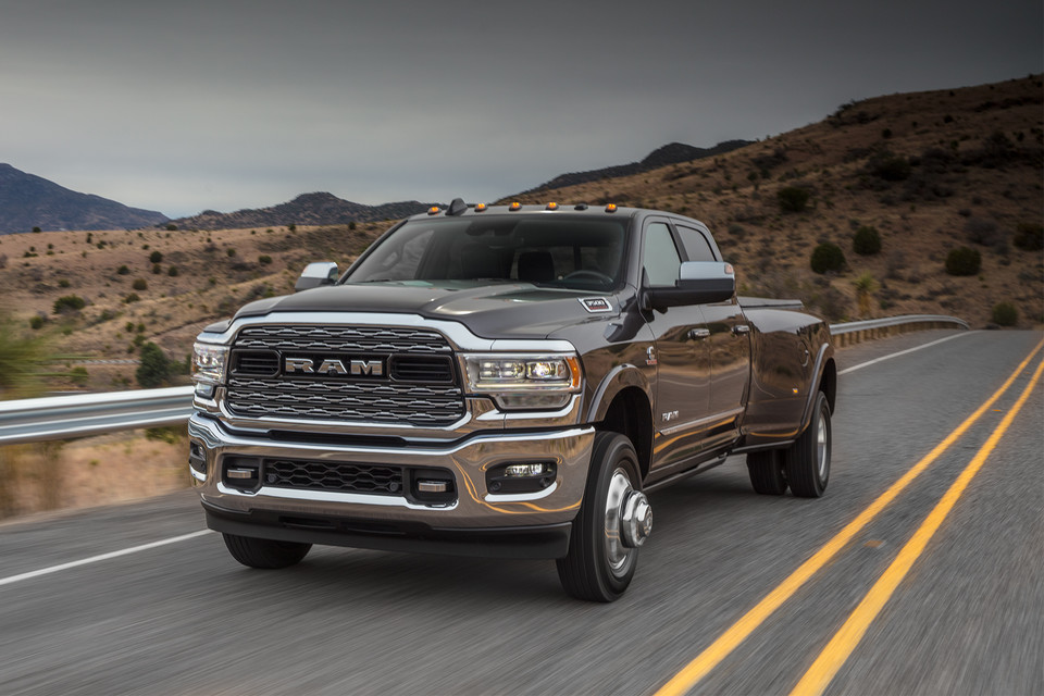 2019 Ram 3500 Limited Review - Edson Chrysler